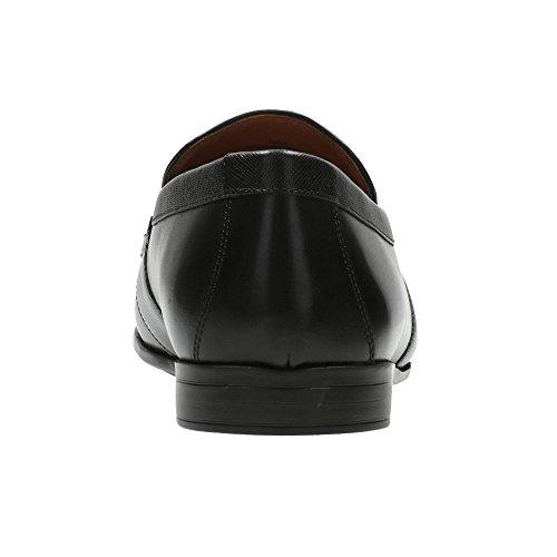 Clarks Claude Aston 9.5 Black