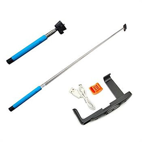 usa selfie stick usbuyforless u s a pro 2 in 1 self portrait monopod extendable selfie stick. Black Bedroom Furniture Sets. Home Design Ideas