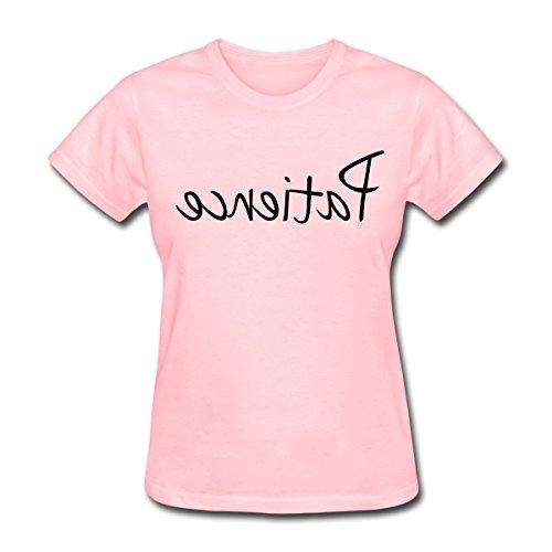 Hair Womens Pink T-shirt - Spreadshirt Hair Length Check Marker Women's T-Shirt, M, pink