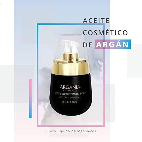 Aceite Cosmetico de Argan