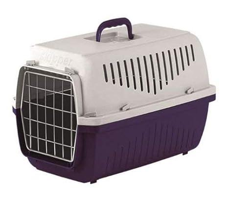 Heritage skippa-duo plástico Pet Carrier perro gato conejo jaula ...