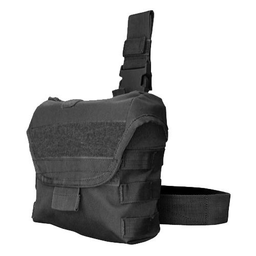 Condor Outdoor MA38 Drop Leg Dump Pouch (Black)]()