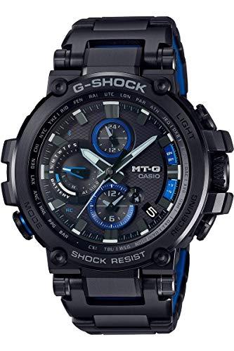 Casio G-Shock MTG-B1000BD-1A MT-G Smartphone Bluetooth Watch (Casio G Shock Smartphone)