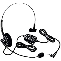 Yaesu Vertex VC-25 VOX Headset For Select Model HandHeld Transceivers - FT-60R, VX-3R, FT-250R, VX-420, VX-160 ect
