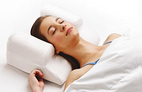YourFacePillow - Anti Wrinkle | Anti Aging | Wrinkle Prevention | Acne Treatment | Natural Beauty | Back & Side Sleeping Pillow