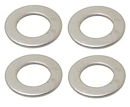 M8 (Small Outer Diameter) DIN 433 Stainless Steel Flat