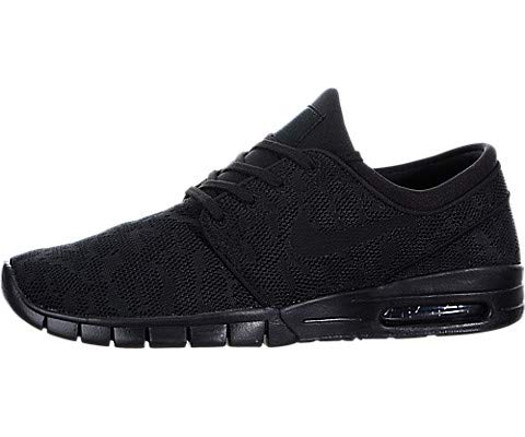 Nike Men's Stefan Janoski Max Black/Black/Anthracite/BlackSneakers - 8.5 D(M) US