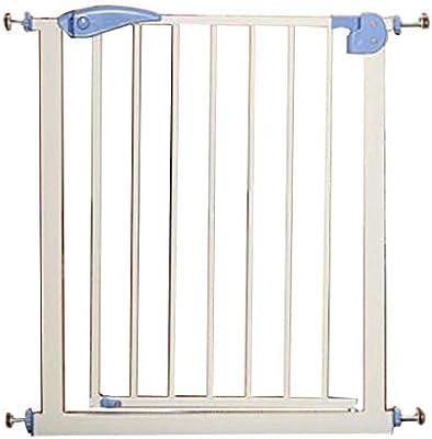 WJSW Puerta de Seguridad para niños Barrera de Seguridad Escalera para bebés Puerta de Seguridad Valla Protectora para bebés Valla para Perros Puerta de Aislamiento para Mascotas Altura Libre: Amazon.es: Deportes y