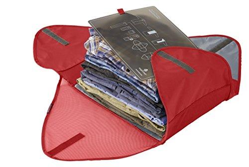 Viaggio Custodia Misura Nero Grande Per Eagle Taglia Creek Camicie Da Unica Red 41191010 Ec rosso Fire YtwnqR5