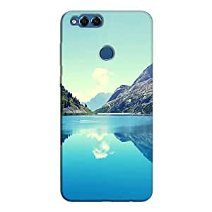 Cover It Up - Beautiful Lake Honor 7x Hard Case