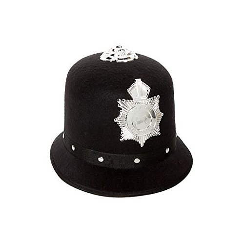 Fancy Party Halloween British Police Hat