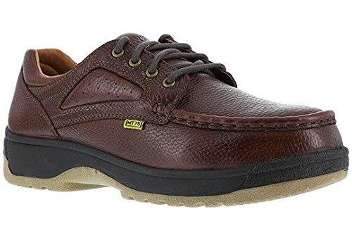 FE244 Florsheim Women's Eurocasual Safety Shoes - Dark Brown - 11.0 - D
