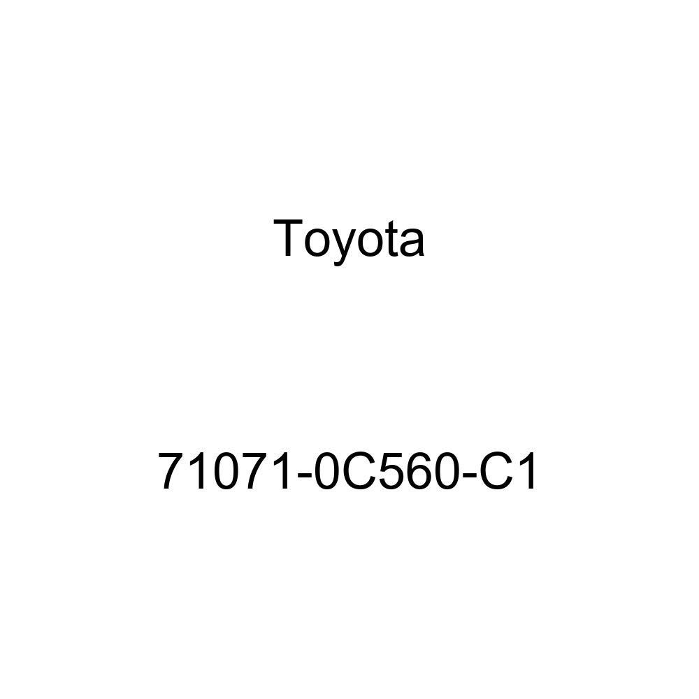 TOYOTA Genuine 71071-0C560-C1 Seat Cushion Cover