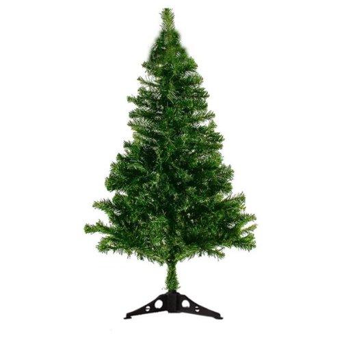 Tannenbaum Kunststoff.Kunstlicher Weihnachtsbaum 150 Cm Inkl Stander