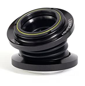 Lensbaby Muse for Olympus Four Thirds Mount Digital SLR Cameras (Plastic)