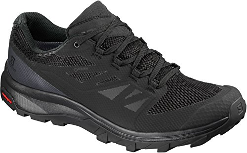 GTX de Salomon zapatos negro senderismo OUTline RqwnUxzZn