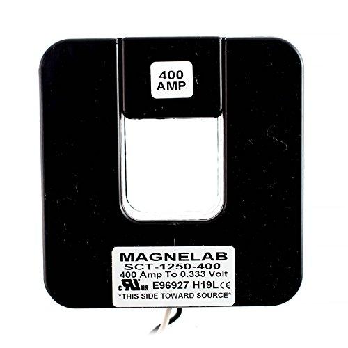 - Magnelab SCT-1250-400 Split Core Current Transformer (CT) 1.25