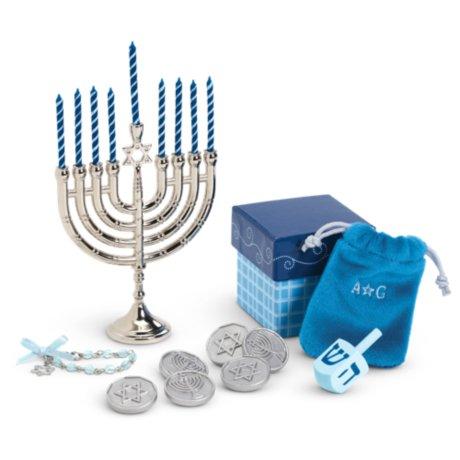 American Girl - Hanukkah Gift Set for Dolls - Truly Me 2015