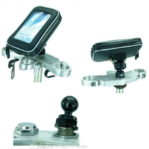 Buybits Galaxy Note 2 Motorcycle Yoke Nut Cap Mount - Yoke 50 (sku 16696)