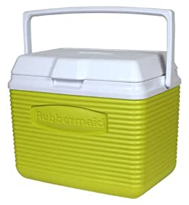 Rubbermaid 10-Quart Personal Cooler, Bamboo Green Color: Bamboo Green Outdoor, Home, Garden, Supply, Maintenance