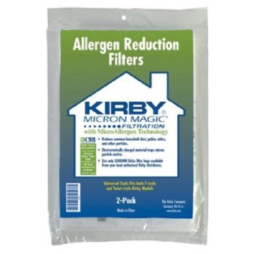 Kirby Allergen Reduction Filters, 204811 (6 backpack)