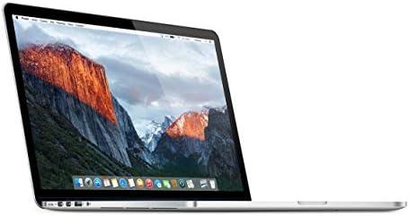 Apple 15.4″ MacBook Pro Laptop with Retina Display, Intel Core i7, 16GB RAM, 512GB SSD – MJLT2LL/A (Renewed) 41aVBBLlGNL