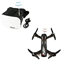 KDS KYLIN 250 5.8G 600MW Quadcopter ARF with Free Kylin Vision 5.8G FPV Goggles Headset Super Combo
