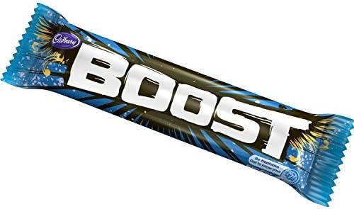 Cadbury Boost Duo - Barrita de chocolate - 48 g - Pack de 6 unidades: Amazon.es: Alimentación y bebidas