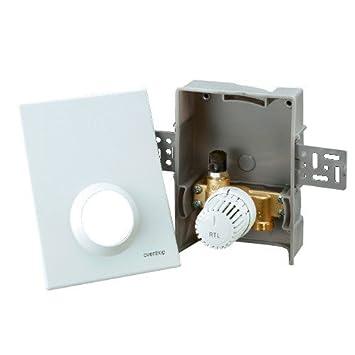 Häufig Oventrop 1022635 Unibox RTL Einzelraumregelung für EL57
