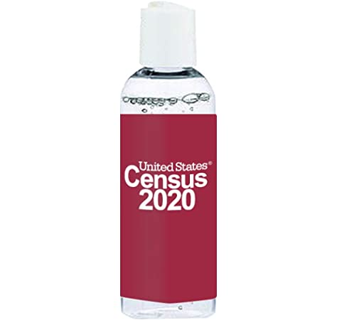 Officially Licensed 2020 Census $2.80 each 5 x 7 Spiral Notebook Pack of 100