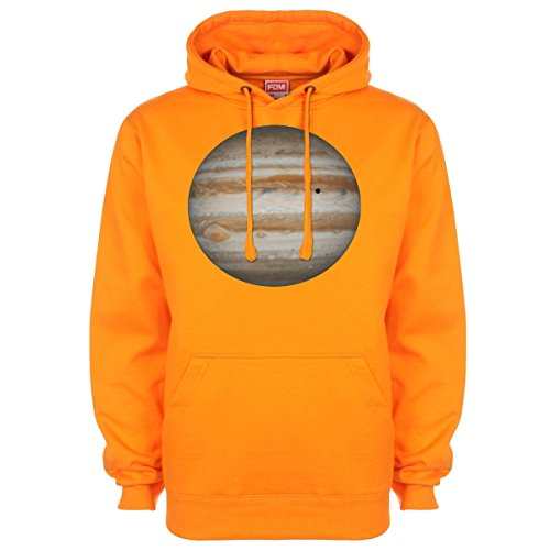 Sweat Orange Minamo À Capuche Jupiter 5BTqFRZT
