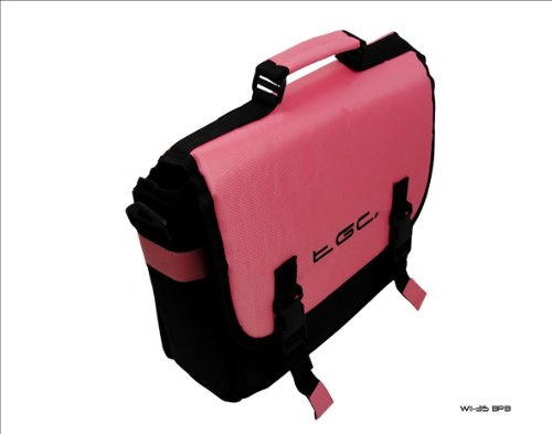 Cover 2 iPad Case Baby amp; Black 4 amp; Style Carry Pink Tablet Bag Apple Messenger wnP6qxZvn