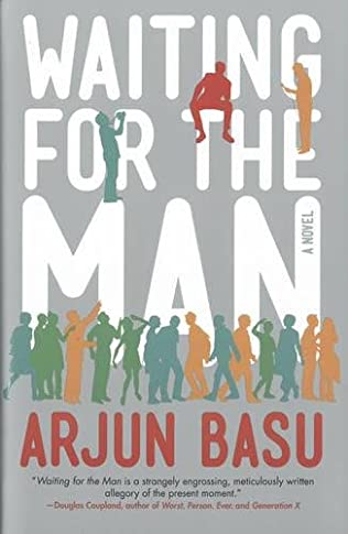 book cover of Waiting for the Man