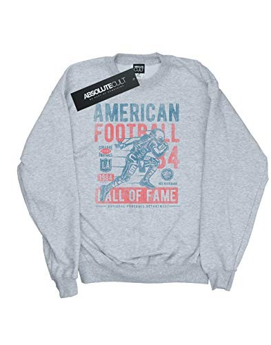 Mujer Gris De Deporte American Drewbacca Cult Camisa Entrenamiento Football Absolute UqzZERxwWn
