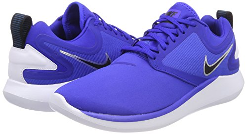 Chaussures Hommes Force Bleu Lunarsolo De racer Training Black Blue 406 Nike qRw4ZPw