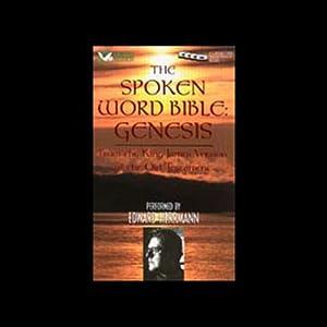 The Spoken Word Bible: Genesis Audiobook