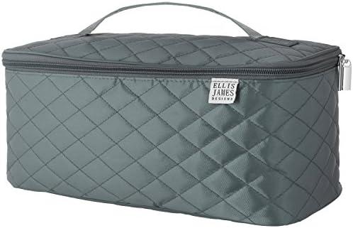 Ellis James diseños gran bolsa de viaje para maquillaje ...