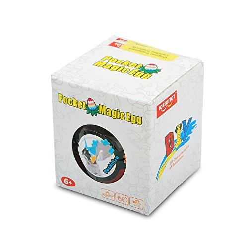 LOTSOFJOY Pocket Magic Egg Series Fighting Pets Pachirisu Toy Connection Type Building Blocks