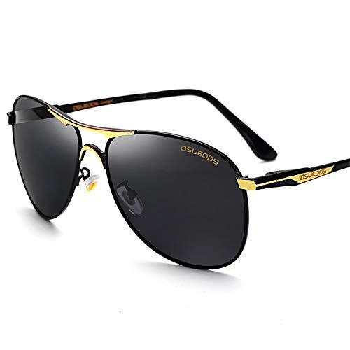 polarizadas NIFG hombres sol gafas sol que de Gafas pesca para de conducen de grandes FrwUrtX