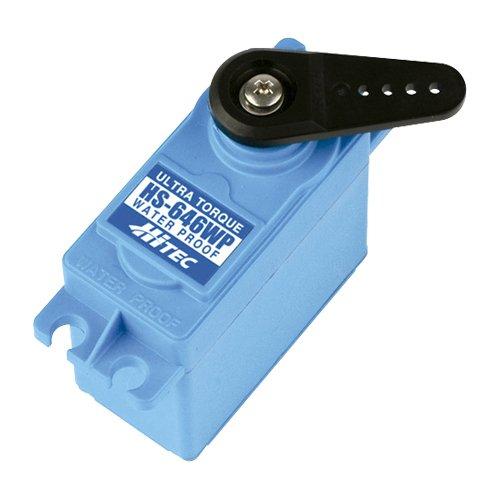 Hitec 32646W HS-646WP Water Proof Analog Servo (IP-67 Rated)