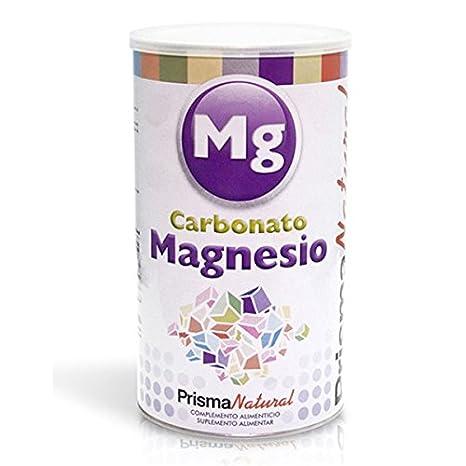 Carbonato de magnesio para el estreñimiento
