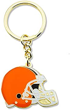 aminco NFL Unisex-Adult NFL Mini LED Torch Keychain