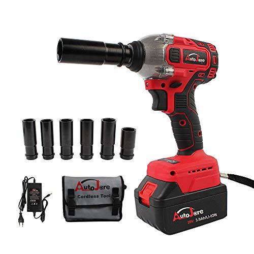 1 2 cordless impact wrench - 5