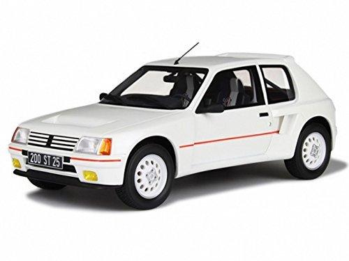 OttOmobile 1/18 Peugeot 205 T16 series 200 (White) (OTTO OTM612) - T16 Series