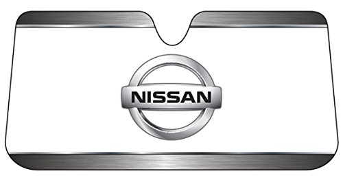 Plasticolor 003708R01 Nissan Accordion Sunshade product image
