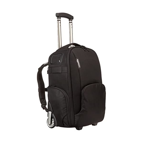 Best Convertible Rolling Camera Backpack