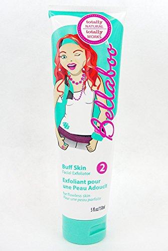 Bellaboo Buff Skin Facial Exfoliator product image