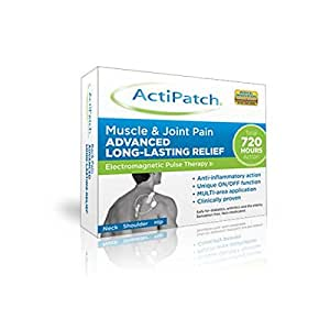 ActiPatch Muscle and Joint Pain Therapy Device by Bio Electronics Corporation by HealthLand by Health Enterprises