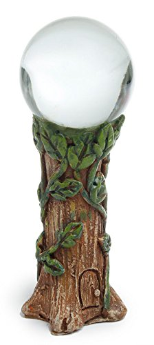 Marshall Home MG29 Fairy Gardening Glass Gazing Ball, 2-1/2