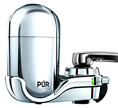 PUR 3 – Stage Advanced Faucet Water Filter